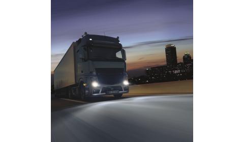 Źródła światła Osram do samochodów ciężarowych