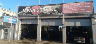 JAPAN SERVICE MECHANIK GDYNIA