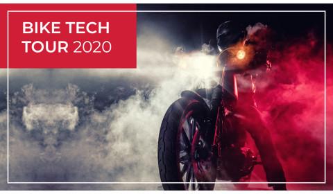 Bike Tech Tour 2020 - szkolenia dla klientów z rynku motocyklowego
