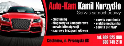 Serwis Auto-Kam Kamil Kurzydło