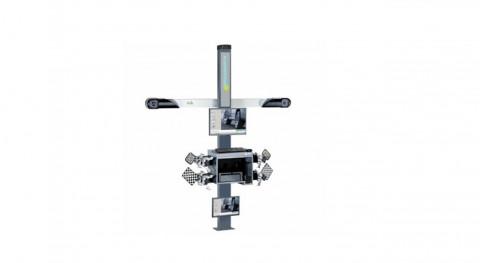 RATŲ GEOMETRIJOS MATAVIMO STENDAS 3D - 2 kameros BEISSBARTH ML 35