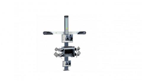 Ratų geometrijos matavimo stendas 3D – 2 kameros BEISSBARTH ML 35