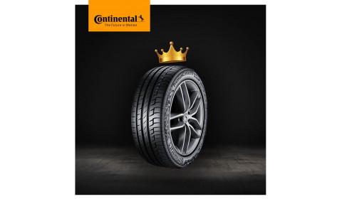 Continental PremiumContact 6 novi je Eco-Champion!