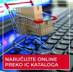 Naručujte dijelove za svoja vozila sigurnim putem - IC e-Katalogom!