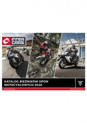 Katalog bieżników opon motocyklowych 2020