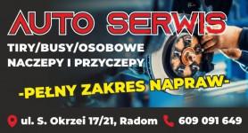 Auto Serwis     ZTS Sp.z o.o.