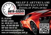 Sklep z Artykułami Motoryzacyjnymi Zdzisław Popławski
