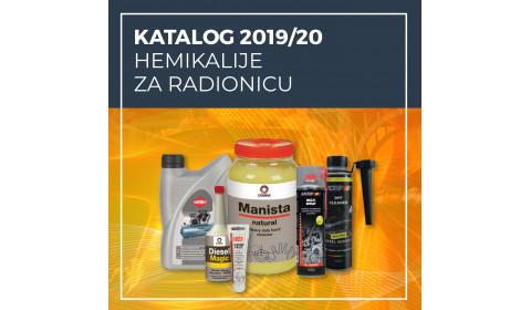 IC katalog hemije za 2019/2020