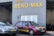 RENO-MAX SPÓŁKA CYWILNA Serwis Pogwarancyjny Renault / Reda k. Gdynia