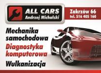 ALL CARS ANDRZEJ MICHALSKI