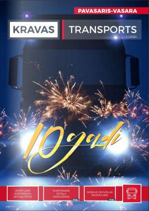 KRAVAS TRANSPORTS NR. 1 / 2020