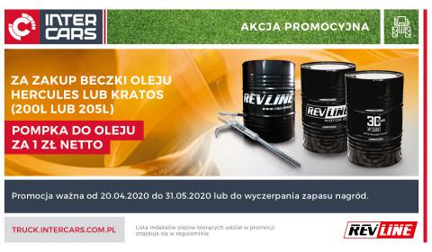 Pompka do oleju za 1 zł od RWJ