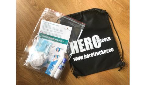 Q-Service Truck i Ford Trucks wspierają HERO Truckers