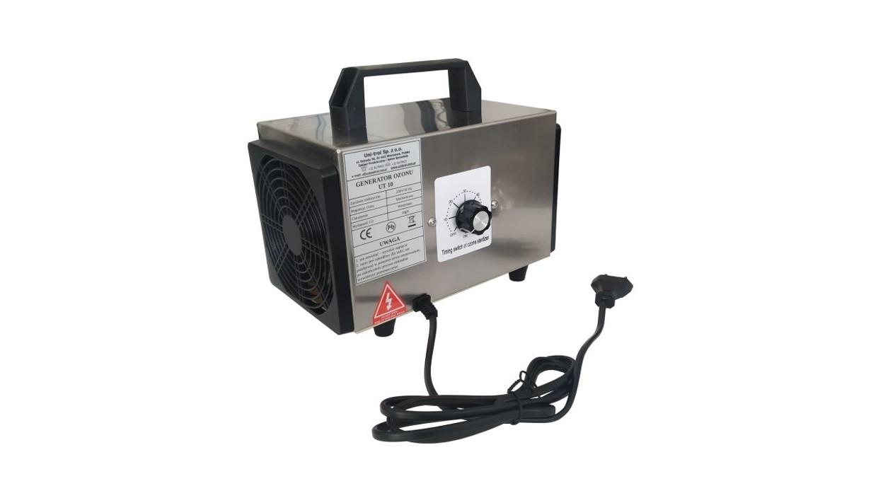 Ozono generatorius – skirtas dezinfekuoti orą ir paviršius