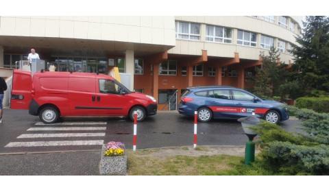 #pomagamypomagać – Inter Cars Grupa Łódź organizuje pomoc dla szpitali