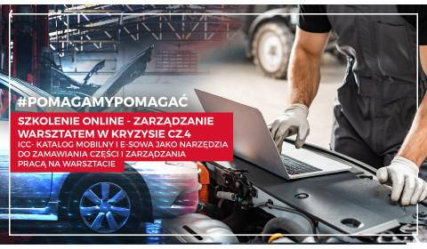 W maju kolejny webinar od Inter Cars