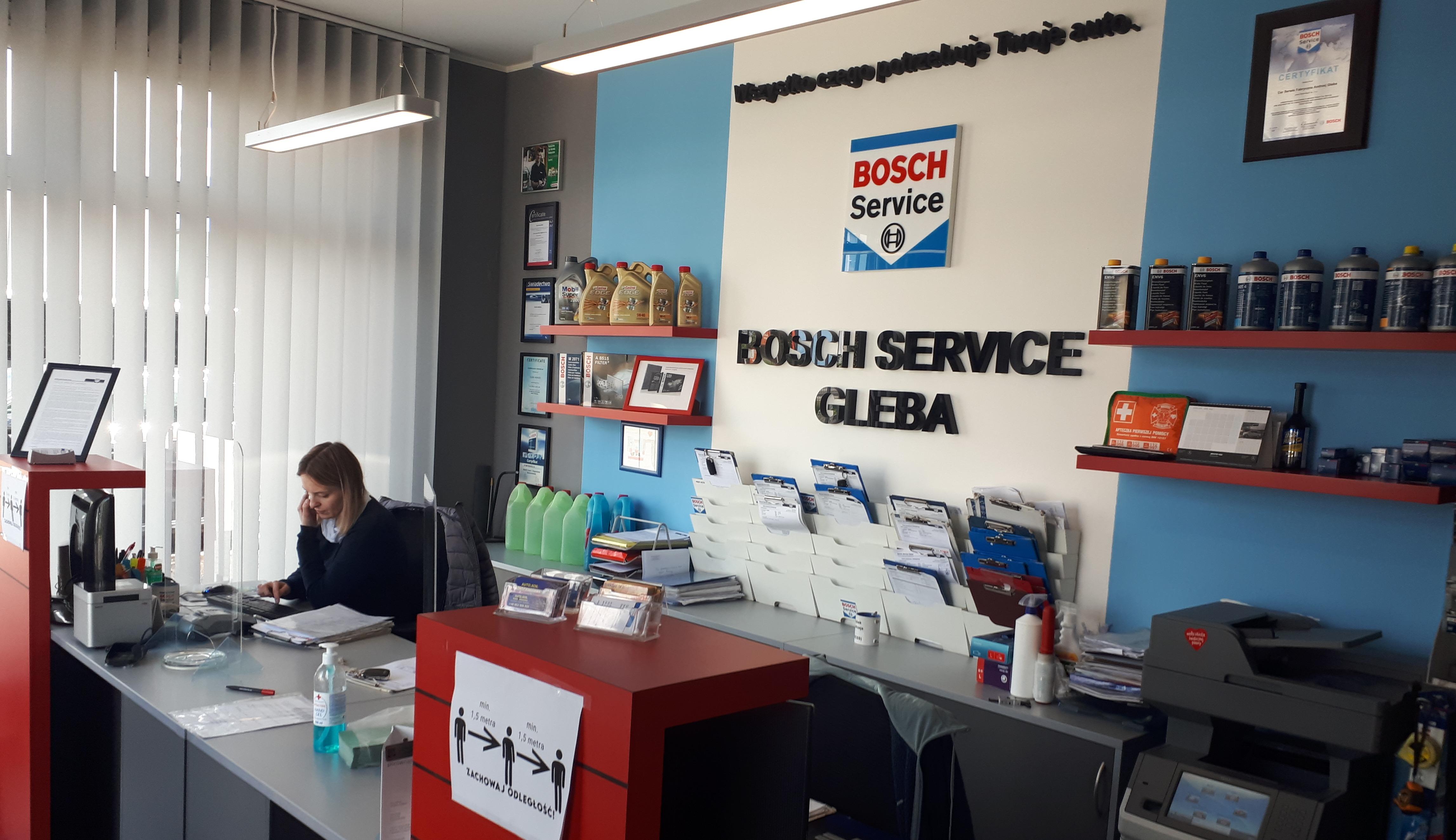 Car Serwis Fabryczna /Bosch Service Gleba Tychy photo-0