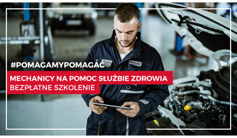 Mechanik samochodowy pomaga serwisować respirator? #Pomagamypomagać