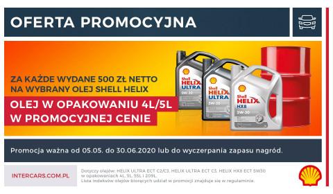 Olej w opakowaniach 4L/5L w promocyjnej cenie