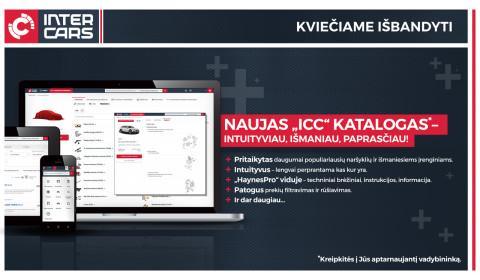 Naujas ICC katalogas