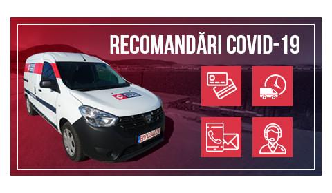 Recomandari COVID-19