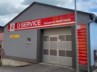 Q-SERVICE - Autoservis Martinka