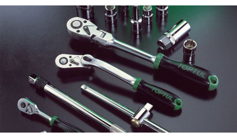 Įrankiai autoservisams TOPTUL – patikrinta kokybė