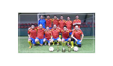 """Campionatul de fotbal """"Cup Chairman of Inter Cars S.A"""""""
