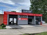 Hunter S-XXL Autó- és Gumiszerviz