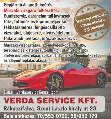 Verda Service Kft.
