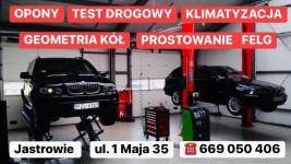 Serwis Opon Kozłowski - Geometria kół 3D