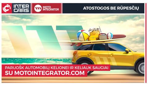 Paruošk automobilį kelionei ir keliauk saugiai su motointegrator.com!
