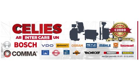 CELIES AR INTER CARS!