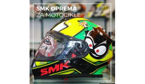 SMK kacige u ponudi Inter Cars