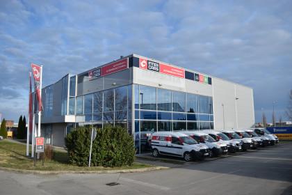 Inter Cars Osijek, pet godina kasnije