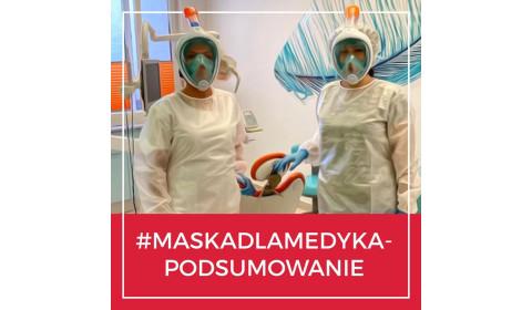 Inter Cars Dolny Śląsk podsumowuje akcję Maska dla medyka