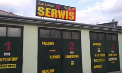 """AUTO SERWIS & KLIMA SERWIS """"DACAR"""""""