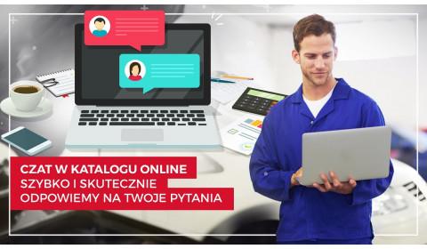 Szybszy kontakt poprzez Katalog Online