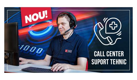 CALL CENTER SUPORT TEHNIC