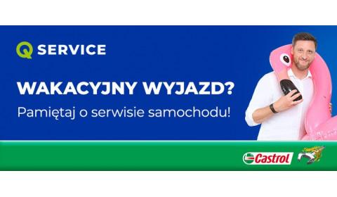 Q Service Castrol rusza z nową kampanią
