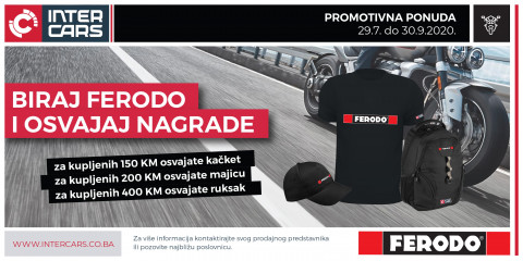 Ferodo akcija Moto segmenta