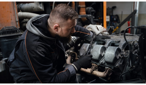 Nowe szkolenia dla rynku ciężarowego