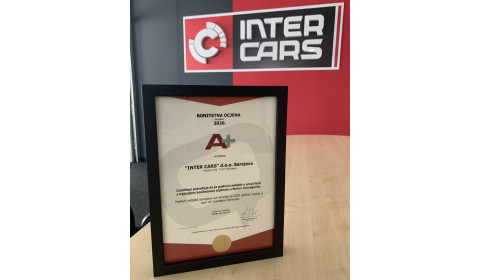 Inter Cars BiH je pouzdan partner