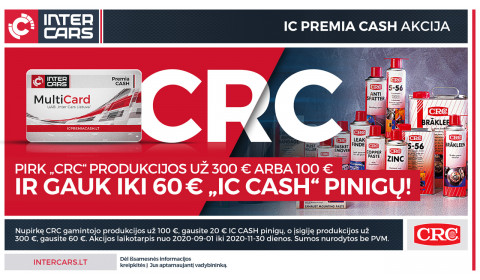 CRC akcija