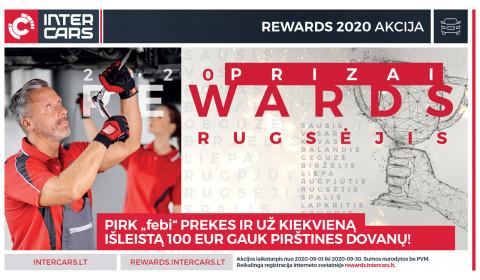 REWARDS 2020