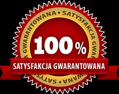 100 procent gwarancji