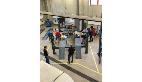 Schaeffler Group | LUK tehnilised koolitused Tartus