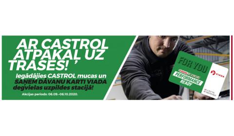 CASTROL AKCIJA