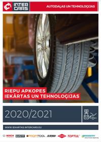 RIEPU APKOPES IEKĀRTAS UN TEHNOLOĢIJAS 2020/2021