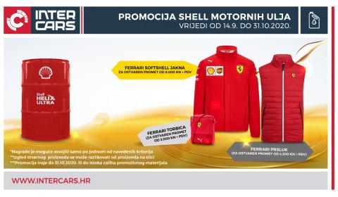 Shell promotivna ponuda ulja